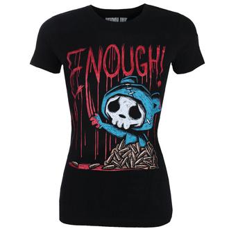 T-shirt pour hommes AKUMU INK - ENOUGH!, Akumu Ink