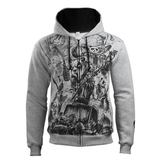 sweat-shirt avec capuche pour femmes - ROCK AND ROLL - METAL MULISHA