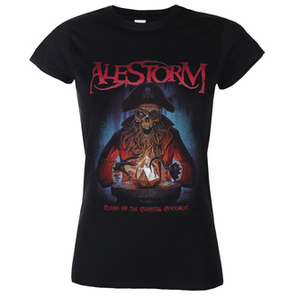 tee-shirt métal pour femmes Alestorm - Curse of the Crystal Coconut - NAPALM RECORDS, NAPALM RECORDS, Alestorm