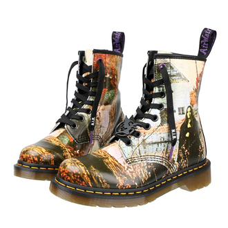 Bottes DR. MARTENS - 8 trous - 1460 BLACK SABBATH - LP BLACK SABBATH, Dr. Martens, Black Sabbath