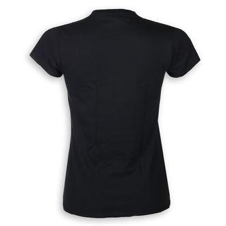 tee-shirt métal pour femmes Kiss - Classic Logo - ROCK OFF, ROCK OFF, Kiss