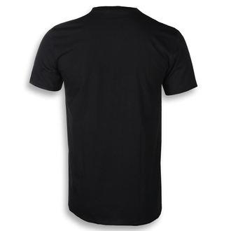 tee-shirt métal pour hommes Kiss - Classic Logo - ROCK OFF, ROCK OFF, Kiss