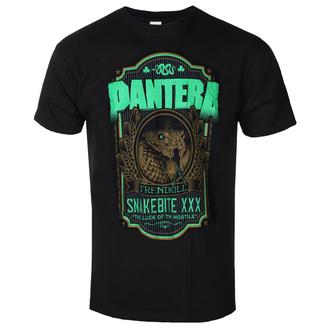 T-shirt homme Pantera - Snakebite XXX Label - ROCK OFF, ROCK OFF, Pantera