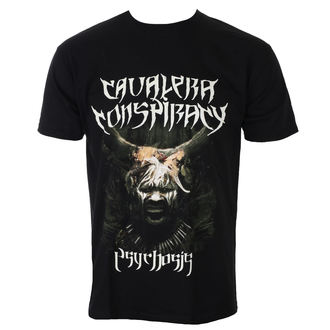 tee-shirt métal pour hommes Cavalera Conspiracy - Psychosis - NAPALM RECORDS, NAPALM RECORDS, Cavalera Conspiracy