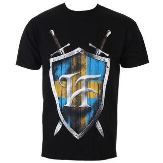 tee-shirt métal pour hommes Hammerfall - Swedish Steel - NAPALM RECORDS, NAPALM RECORDS, Hammerfall