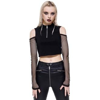 T-shirt à manches longues pour femmes (Haut) KILLSTAR - Salomé, KILLSTAR