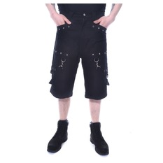 Short hommes Poizen Industries - SANTTU - NOIR, POIZEN INDUSTRIES