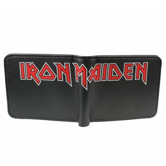 Portefeuille IRON MAIDEN - LOGO WRAP, NNM, Iron Maiden