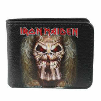 Portefeuille IRON MAIDEN - MIDDLE FINGER, NNM, Iron Maiden