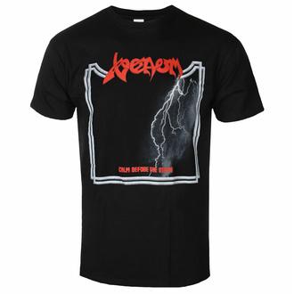T-shirt pour hommes VENOM - CALM BEFORE THE STORM II - PLASTIC HEAD, PLASTIC HEAD, Venom