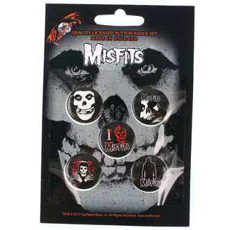 Badges Misfits - RAZAMATAZ, RAZAMATAZ, Misfits