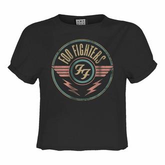 t-shirt pour femmes (Haut) FOO FIGHTERS - AIR - CHARCOAL - AMPLIFIED, AMPLIFIED, Foo Fighters