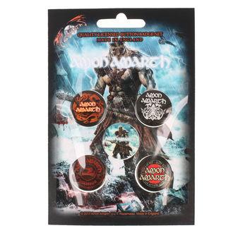 Badges Amon Amarth - RAZAMATAZ, RAZAMATAZ, Amon Amarth