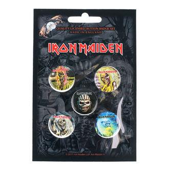 Badges Iron Maiden - RAZAMATAZ, RAZAMATAZ, Iron Maiden