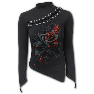 t-shirt pour femmes - BURNT ROSE - SPIRAL, SPIRAL