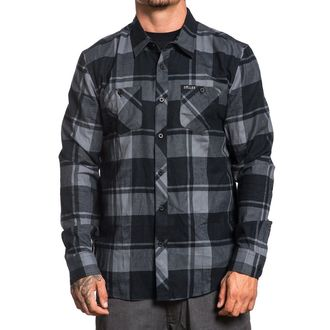 Chemise pour hommes URBAN CLASSICS - Checked Flanell