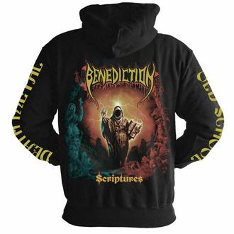sweatshirt pour homme BENEDICTION - Scriptures - NUCLEAR BLAST, NUCLEAR BLAST, Benediction