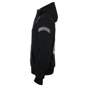 sweat-shirt avec capuche pour hommes - CROSS PANEL - West Coast Choppers