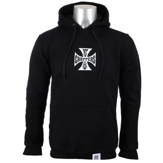 sweat-shirt avec capuche pour hommes - OG CROSS - West Coast Choppers