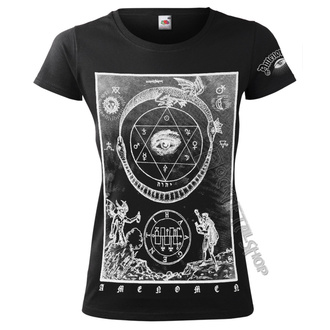 t-shirt hardcore pour femmes - MAGICAL ALCHEMY - AMENOMEN, AMENOMEN