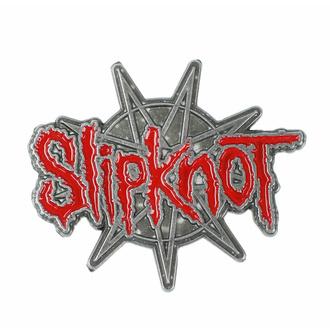 Pins SLIPKNOT - 9 POINTED STAR - RAZAMATAZ, RAZAMATAZ, Slipknot