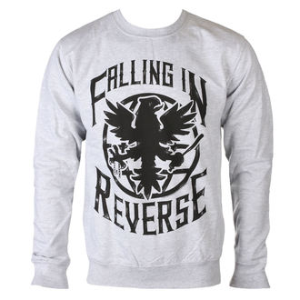 sweat-shirt sans capuche pour hommes Falling In Reverse - EAGLE - PLASTIC HEAD, PLASTIC HEAD, Falling In Reverse