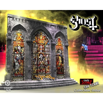 Décoration Ghost - On Tour Series Statue à collectionner / Diorama stage - KNUCKLEBONZ, KNUCKLEBONZ, Ghost