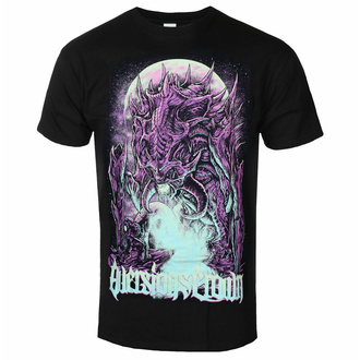 t-shirt pour homme Aversions Crown - Starbeast - Noir - INDIEMERCH, INDIEMERCH, Aversions Crown