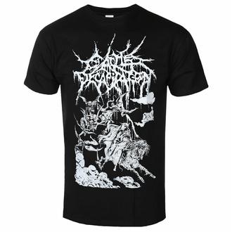t-shirt pour homme Cattle Decapitation - The procession - Noir - INDIEMERCH, INDIEMERCH, Cattle Decapitation