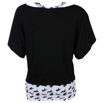tee-shirt métal pour femmes Misfits - SKULL - LIVE NATION, LIVE NATION, Misfits