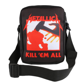 Sacoche METALLICA - Kill 'Em All - Crossbody, NNM, Metallica