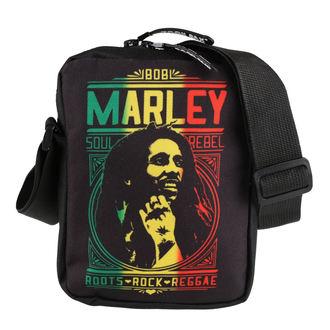 Sacoche BOB MARLEY - ROOTS ROCK REGGAE - Crossbody, NNM, Bob Marley
