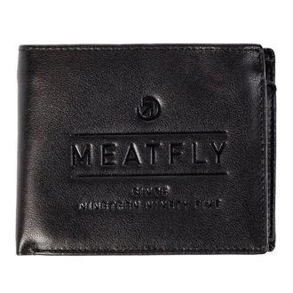 Portefeuille MEATFLY - Seaway - 1/26/55 - UNE - Noir, MEATFLY