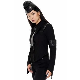 Chemise pour femmes KILLSTAR - Secret Mission - NOIR, KILLSTAR