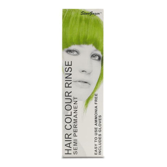 Couleur de cheveux STAR GAZER - Afr Green, STAR GAZER