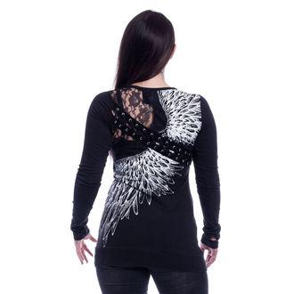 t-shirt pour femmes - SHADOW ANGEL - VIXXSIN, VIXXSIN