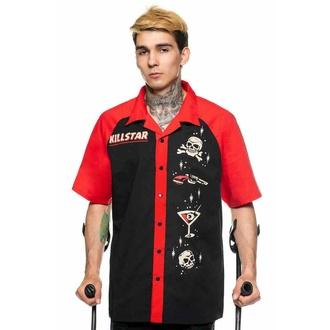 Chemise pour homme KILLSTAR - She Devil Bowling - Noir, KILLSTAR