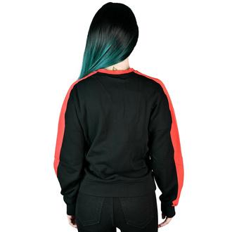 Sweat-shirt pour femme KILLSTAR - She Devil Chandail - Noir, KILLSTAR