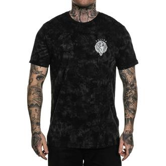 T-shirt pour hommes SULLEN - SINNERS & SAINTS - NOIR / GRIS CRISTAL, SULLEN
