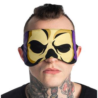 Masque sommeil KILLSTAR - Skeletor - NOIR, KILLSTAR