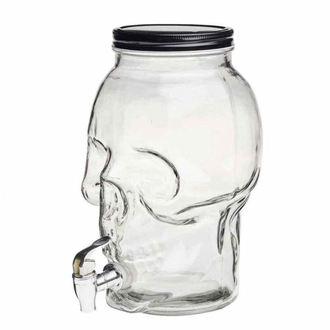 Distributeur de boisson ALCHEMY GOTHIC - Crâne, ALCHEMY GOTHIC