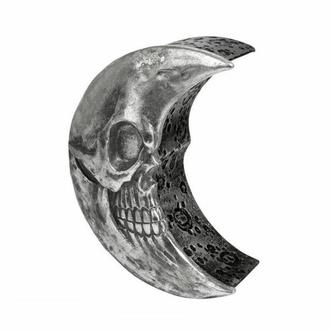 Décoration (boîte) ALCHEMY GOTHIC - Skull Moon- Argent, ALCHEMY GOTHIC