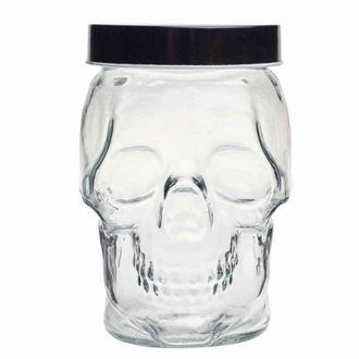 Décoration (pot) ALCHEMY GOTHIC - Skull, ALCHEMY GOTHIC