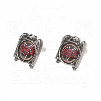 Boucles d'oreilles Slayer - ALCHEMY GOTHIC, ALCHEMY GOTHIC, Slayer