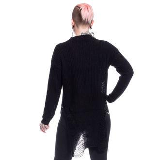 Pull femmes Vixxsin - SLIT NECK DECAY - NOIR, VIXXSIN