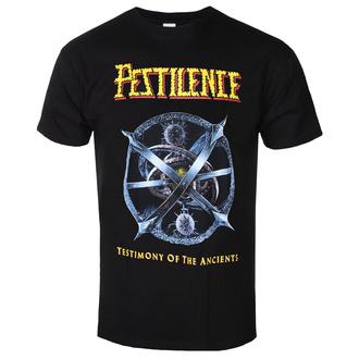 tee-shirt métal pour hommes Pestilence - TESTIMONY OF THE ANCIENTS 2 - PLASTIC HEAD, PLASTIC HEAD, Pestilence