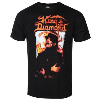 tee-shirt métal pour hommes King Diamond - IN HELL - PLASTIC HEAD, PLASTIC HEAD, King Diamond