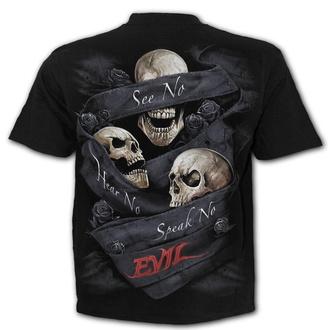 t-shirt pour hommes - SEE NO EVIL - SPIRAL, SPIRAL