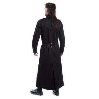 Manteau pour hommes CHEMICAL BLACK - SOLOMON - NOIR, CHEMICAL BLACK