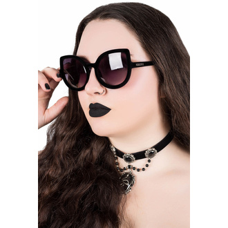 Lunettes de soleil KILLSTAR - Space Kitty - VELOURS, KILLSTAR